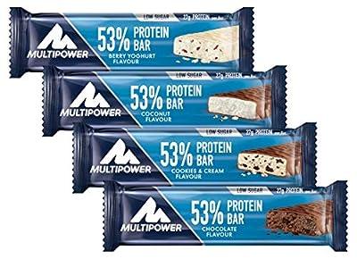 Multipower 53% Protein Bar