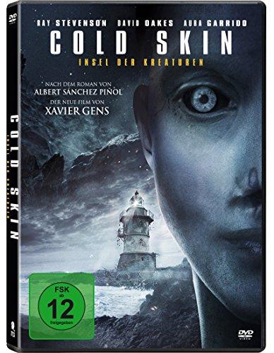 Cold Skin - Insel der Kreaturen, 1 DVD