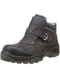 Safety Jogger BESTBOOT, Unisex - Erwachsene Arbeits & Sicherheitsschuhe S3, Schwarz (Black), 47 EU