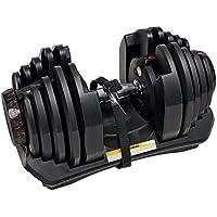 Bowflex selec ttech 1090i Cortas único, Pesas, Color Negro