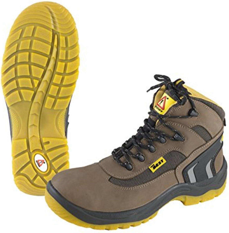 Seba 695 CE Zapato alta, marrón S3, talla 41