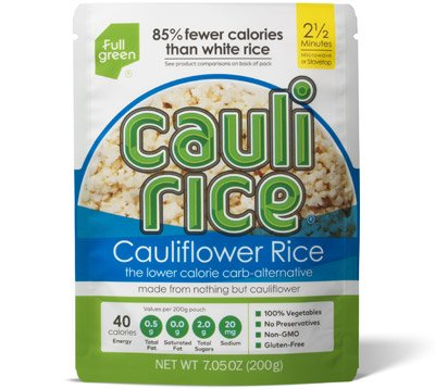Cauli Rice | Cauli Rice - Original | 6 x 200g