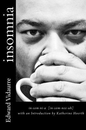 Insomnia by Edward Vidaurre (2014-05-13)