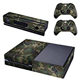 REYTID Xbox One Console Skin / Sticker + 2 x Controller Decals & Kinect Wrap - Full Set of INTERNAL MECHANICS Style - Microsoft XB1