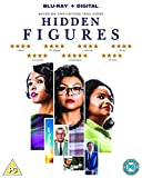 Hidden Figures [Blu-ray + Digital HD]