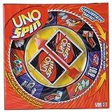 Mattel K2781-0 - UNO Spin, Kartenspiel