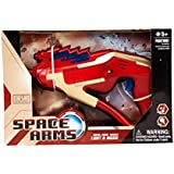 Planet Of Toys Space Arms 24Cm Weapon Light And Music For Kids, Children