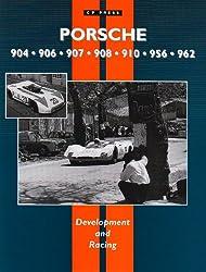 Porsche 904, 906, 907, 908, 910, 956, 962 (C P Press)