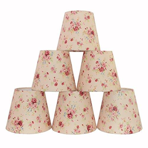 Conjunto 6 piezas Clamp Pantalla lámpara lampara