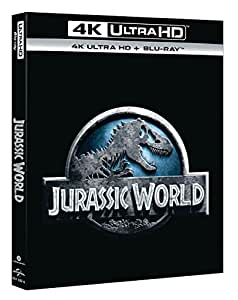 Jurassic World (4K Ultra HD + Blu-Ray)