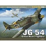 JG 54. Green Heart Fighters (Units)