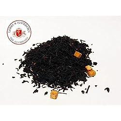 Schwarzer Tee Karamell-Sahne 250g