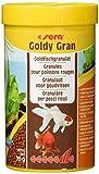 sera 00862 goldy gran 250 ml - Granulatfutter für größere Goldfische und andere Kaltwasserfische