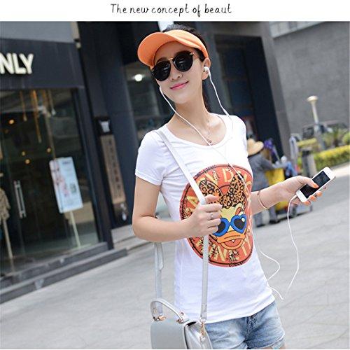 SSZYB*Pas de toit pare-soleil soleil soleil d'été féminins cap cap Outdoor Sports Orange