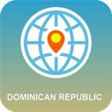 República Dominicana Mapa
