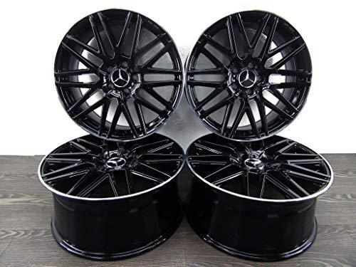 4 cerchi in lega Z Design Wheels Z001 19 pollici adatto per Mercedes A 176 177 B C 205 CLA E 213 GLK GLA Vito 447 NUOVO