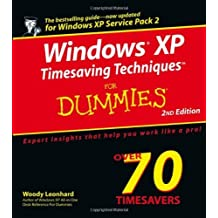 Windows XP Timesaving Techniques For Dummies by Woody Leonhard (2005-01-13)