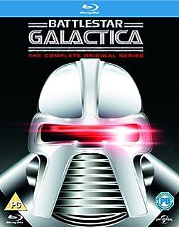 Battlestar Galactica - The Complete Original Series [Blu-ray] [Region Free] (B00MFQV56A)   Amazon Products