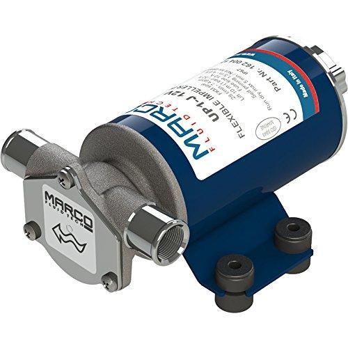 Preisvergleich Produktbild Marco UP1-J 28 l / min 1 Bar 12V Transferpumpe Wasserpumpe Gartenpumpe Pumpe Bootspumpe.