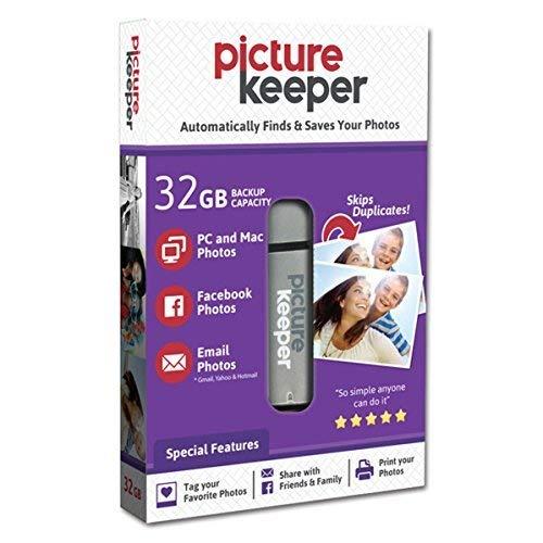 Picture Keeper 32GB Smart USB Fl...