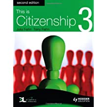 This is Citizenship 3 Pupil Book Second Edition: Pupil Book Bk. 3