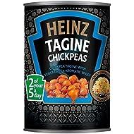 Heinz Garbanzos Tagine 390g (Paquete de 6)