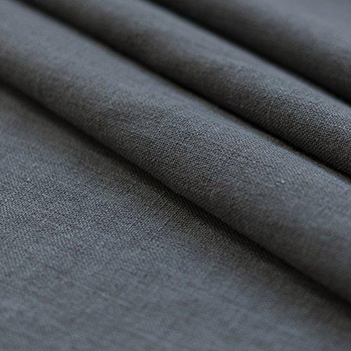 Licht blauer baumwolle und leinen gardinen,Verkauft pro panel 52