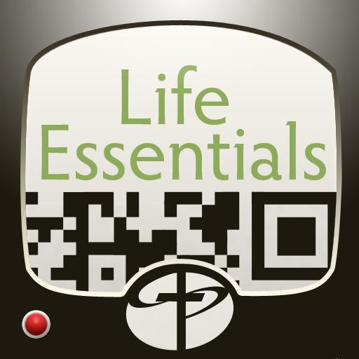 Life Essentials QR Reader