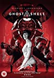 Ghost In The Shell Limited Edition Artwork Cover / Import / Blu Ray + Bonus Disc / Dolby Atmos.