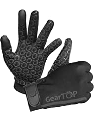Touch Screen Gloves by GearTOP - Multi-Functional Glove for Smartphones, Running, Cycling, Biking, Hiking and More