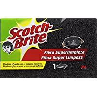 Scotch-Brite – Fibre superlimpieza, 1 unité – [Pack de 10]