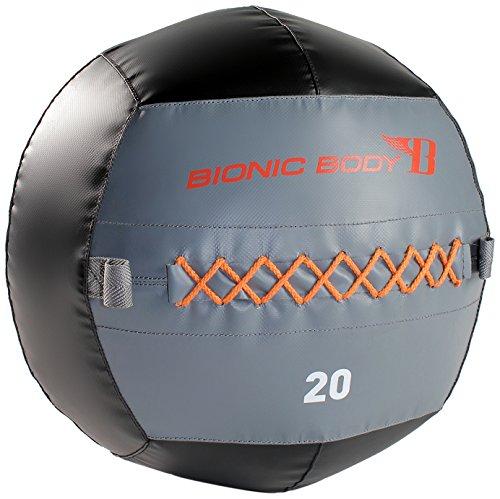 Bionic Body BBWB-1210 Balón Medicinal Wall Ball-4.5