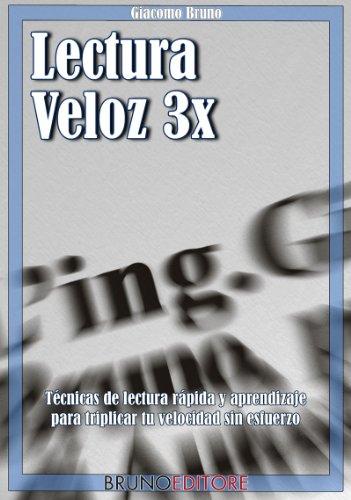 Lectura Veloz 3X por Giacomo Bruno