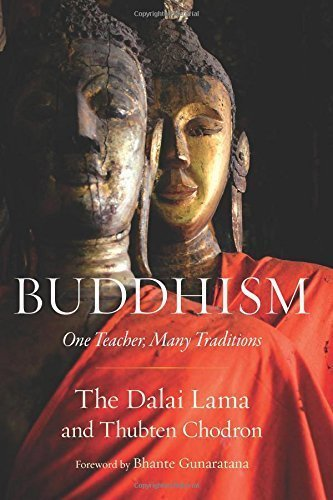 Buddhism: One Teacher, Many Traditions by His Holiness the Dalai Lama (2014-11-11)