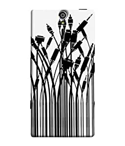 Fuson Designer Back Case Cover for Sony Xperia SL :: Sony Xperia S :: Sony Xperia SL LT26I LT26ii (Girl Friend Boy Friend Men Women Student Father Kids Son Wife Daughter )