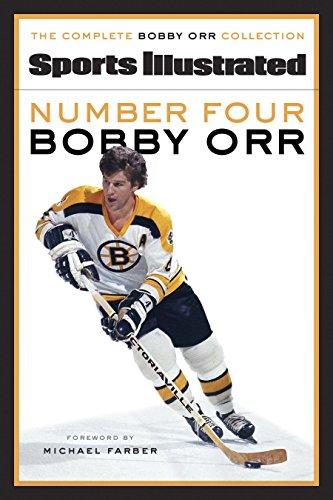 Number Four Bobby Orr por Sports Illustrated