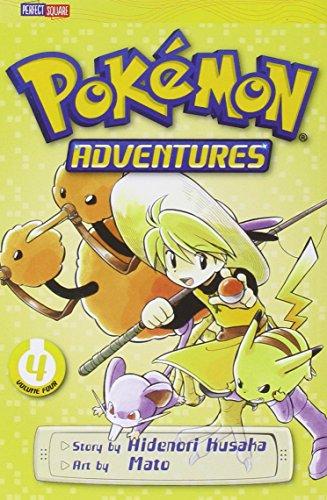 Pokmon-Adventures-Red-Blue-Box-Set-Set-includes-Vol-1-7-Pokemon