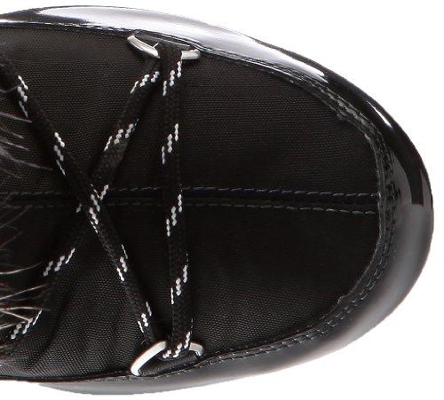 Moon Boot W.E. Monaco Low, Boots femme Noir (Nero)