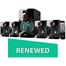 (Renewed) Zebronics BT4440RUCF 4.1 Channel Multimedia Speakers