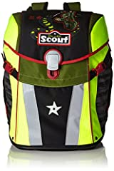 Idea Regalo - Scout 74400236200 Zaino, 41 Cm, Multicolore