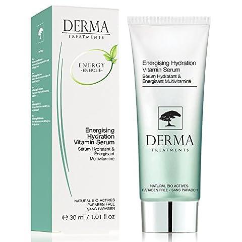 Derma Treatments Sérum Hydratant & Énergisant Multivitaminé