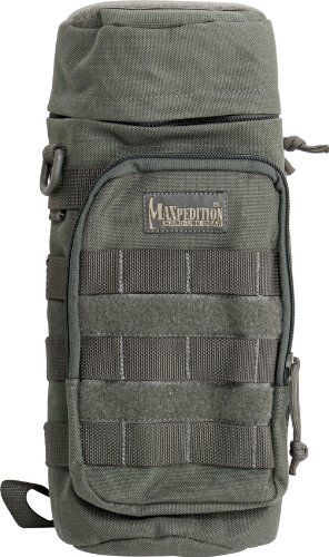 """Maxpedition 12\"""" x 5\"""" Bottle Holder Foliage Green"""