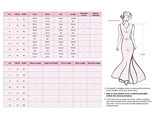 Ever Pretty Damen Elegant Lang Abendkleid Brautjungfernkleid Maxikleider 08761 Lavendel