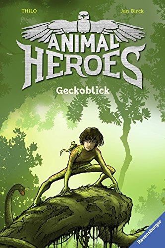 3: Geckoblick (Kleinkind Superhelden)