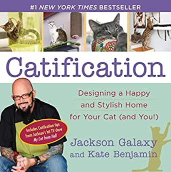 Catification Designing A Happy And Stylish Home For Your Cat And You English Edition Ebook Galaxy Jackson Benjamin Kate Amazon De Kindle Shop