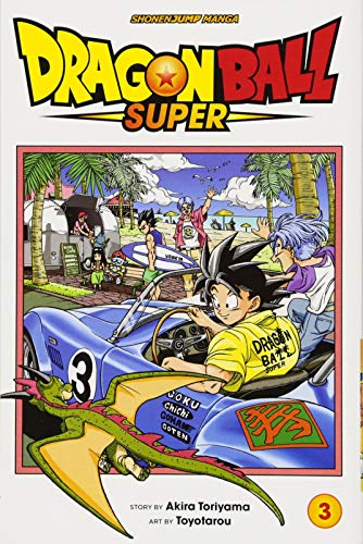 With the Universe 6 and 7 Invitational Fighting Tournament over, Goku and his friends return to their normal lives. That is, until Future Trunks suddenly appears to warn everyone of a new threat-Goku Black, a mysterious warrior who looks like Goku, b...