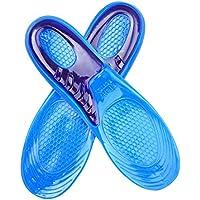 SUPVOX 1 Paar Silikon Gel Schuh Pads Fußeinlagen Kissen Pad Weiche Transparente rutschfeste Schuh Pads für High... preisvergleich bei billige-tabletten.eu