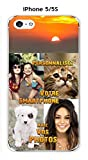 Coque personnalisee Apple iPhones 5 / 5S - avec VOS photos.