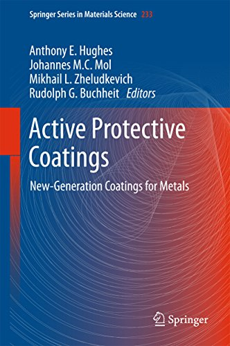 Active Protective Coatings: New-Generation Coatings for Metals (Springer Series in Materials Science Book 233) (English Edition) -