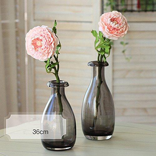 Die Blume rose Hibiscus flower Dekoration Dekoration Dekoration Blumen Blume, Rosa zwei Sätze (Hibiscus Flower Vase)